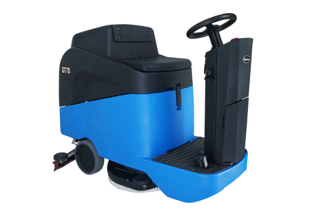 Gadlee嘉得力 Gadlee GT70 ride-on scrubber dryer